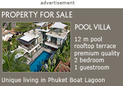 Villa for sale phuket Boat Lagoon